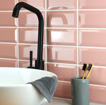 Mini Metro Pink Wall Tiles 15cm x 7.5cm