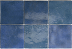 mirrored-antique-blue-wall-tiles