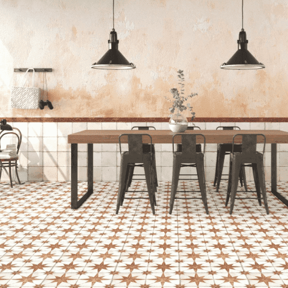 octagram-ginger-heritage-encaustic-wall-floor-tile