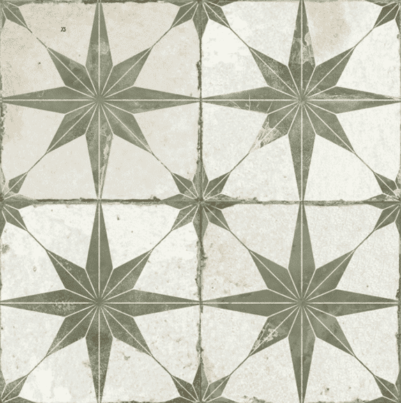 octagram-olive-heritage-encaustic-wall-floor-tile