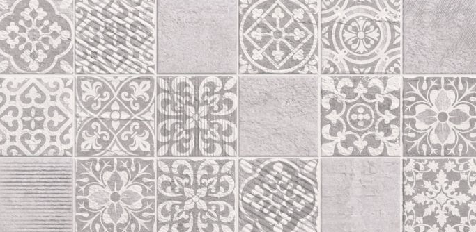 Oregon Concrete Style Pattern Tiles