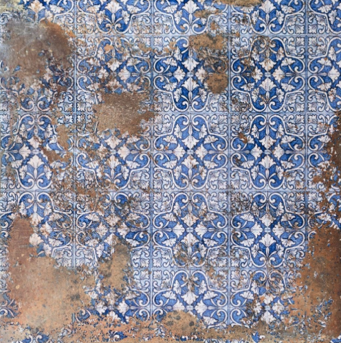 Oxy Rustic Pattern Tiles
