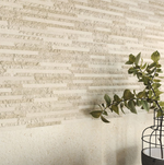 Perla Cream Decor Tiles