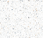 Polished Colourful Terrazzo Effect Tiles