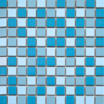 Pool Blue Mosaic Tiles