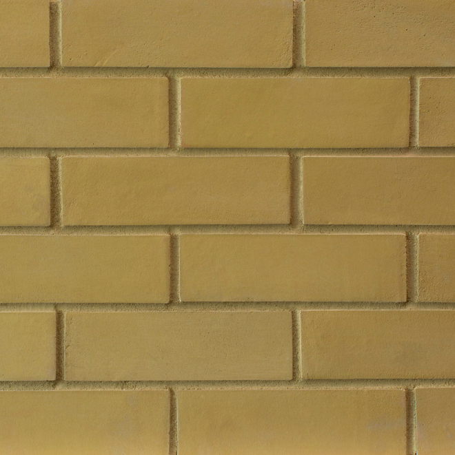 Premium Mixed Yellow Uniform Brick Slips