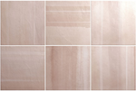 Roma Rustic Rose Pink Wall tiles