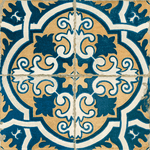 Royal Vintage Patterned Tiles