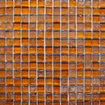 Rustic Copper Glass Mosaic Tiles