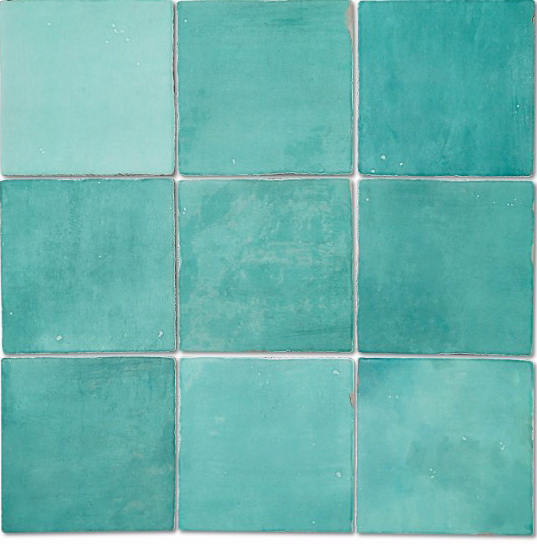 Rustic Green Mix Wall Tiles