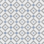 spring-flower-silver-patterned-tile