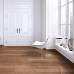 Stately Red Oak Polished Wood Effect Tiles