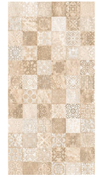 Straton Desert Cream Mosaic Panel Tiles