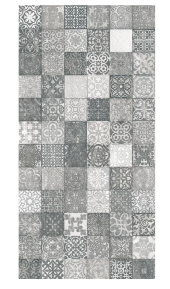 Straton Desert Grey Mosaic Panel Tiles