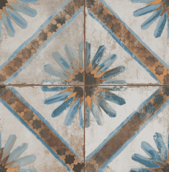 sunflower-encaustic-effect-tile