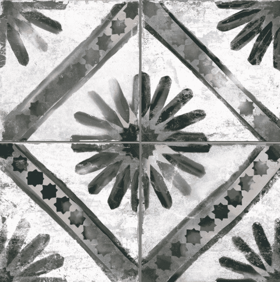 sunflower-monochrome-encaustic-effect-tile