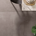 Supreme XL Dark Grey Concrete Effect Tiles