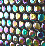 Tala Chromaflair Circle Mosaic Tiles