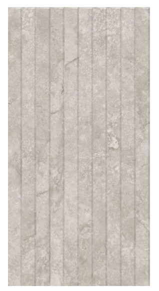 Tranquil Marbled Grey Decor Tiles