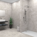Tranquil Marbled Grey Wall Tiles