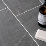 Vein Dark Stone Effect Tiles