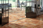 Verde Rustic Terracotta Effect Floor Tiles