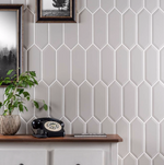Verti Bevelled Grey Wall Tiles