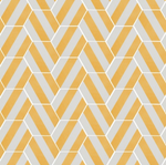 yellow-stripe-hexagon-tiles