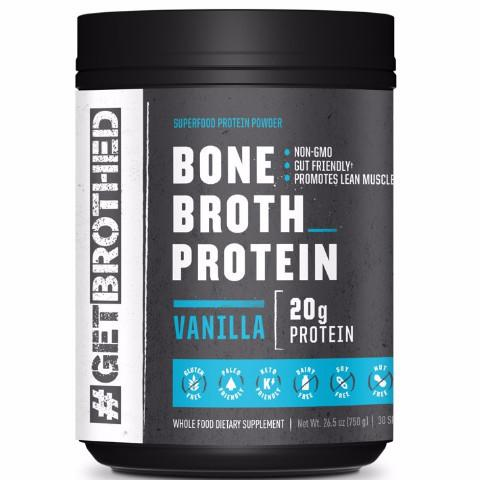 GetBrothed Bone Broth Protein™ - 30 Servings - Vanilla