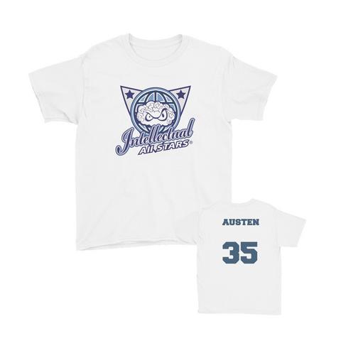 Jane Austen Youth Short Sleeve T-Shirt