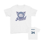 Virginia Woolf Youth Short Sleeve T-Shirt