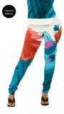 SMOOCH PRINTED LEGGINGS - Badgal Online