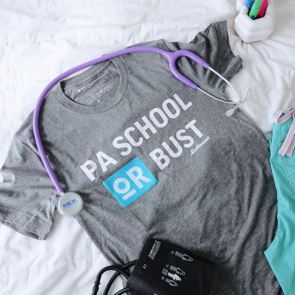 PA School or Bust Tee