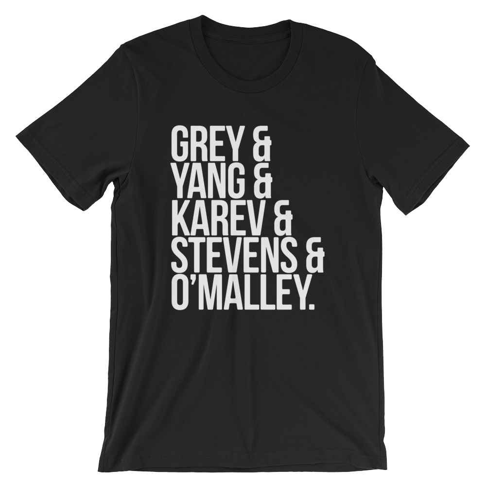 Grey's Anatomy Tee