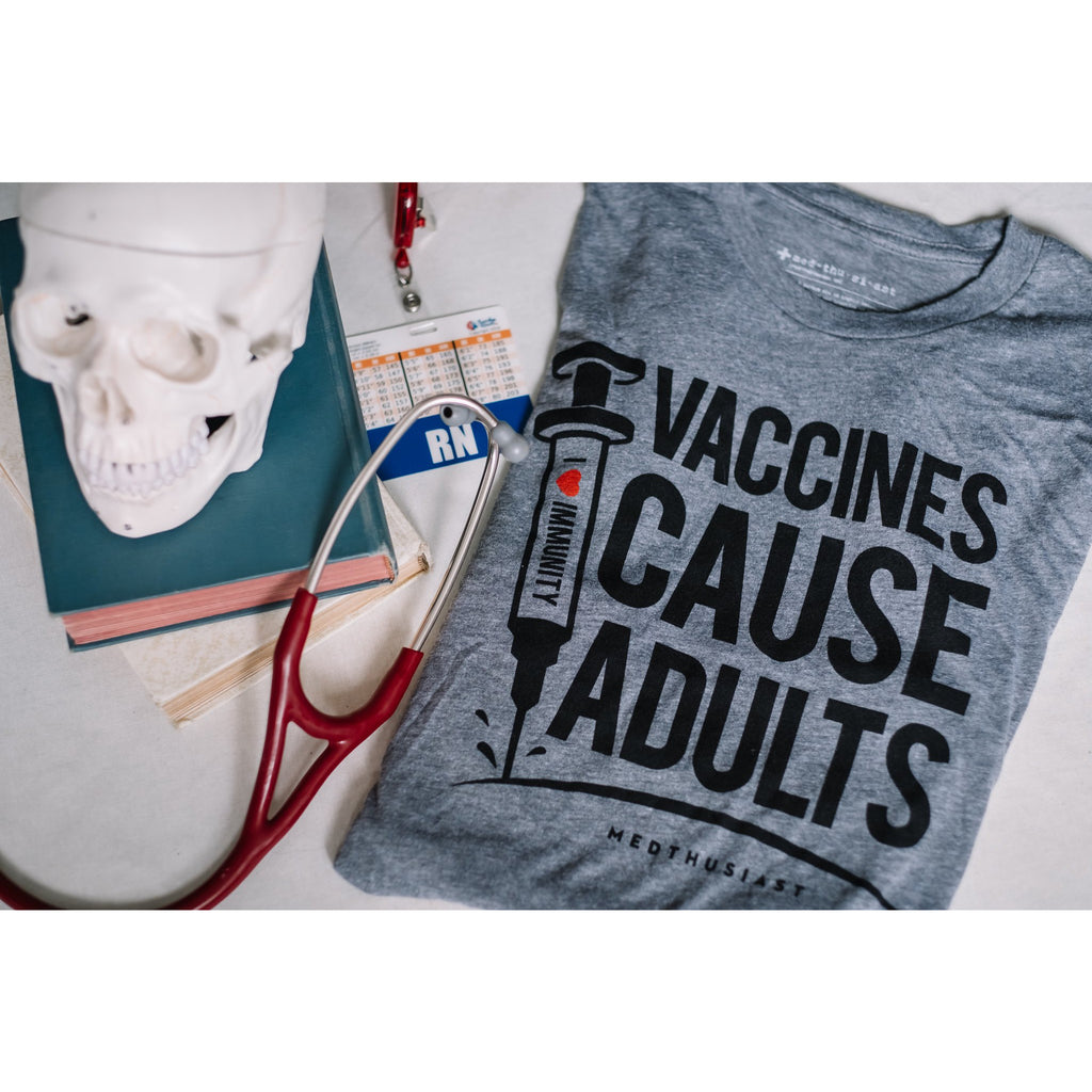 Vaccines Cause Adults Tee