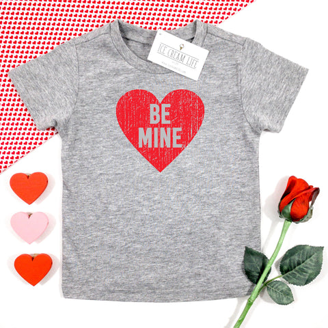 BE MINE - KIDS TEE
