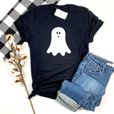 HALLOWEEN GHOST ADULT SHIRT - Ice Cream Life