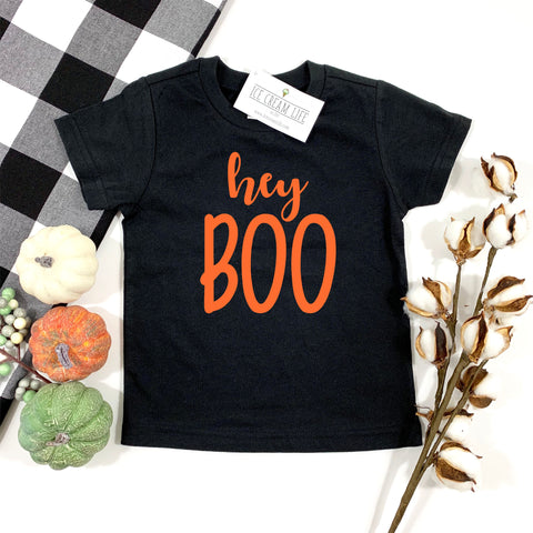 HEY BOO KIDS TEE - Ice Cream Life