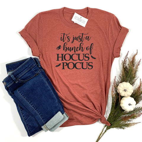 HOCUS POCUS ADULT SHIRT - CLAY - Ice Cream Life