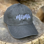 MAMA VINTAGE WASHED LADIES CAP