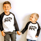 BROTHER BEAR RAGLAN SHIRT - Ice Cream Life