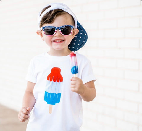 BOMB POP POPSCICLE KID SHIRT