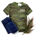 CAMO SHIRT FOR WOMEN