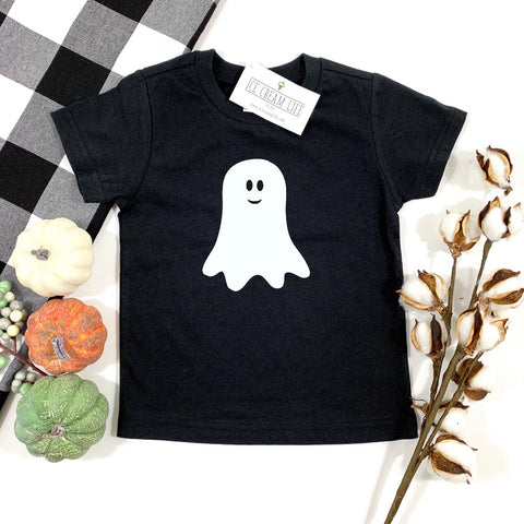 GHOST SHIRT FOR HALLOWEEN - BOYS TEE