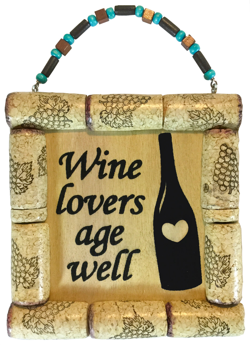 Mini Wine Sayings Wall Art – Whiners Welcome
