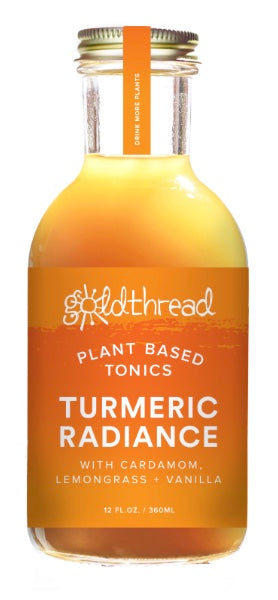 Goldthread Turmeric Radiance Tonic