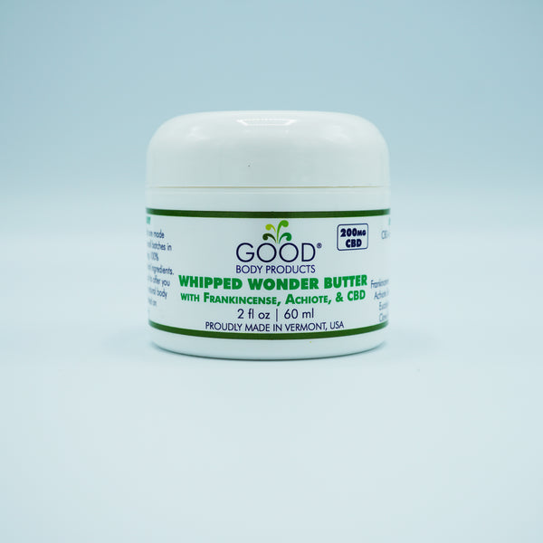 Good Body Whipped Wonder Butter 200mg/2oz