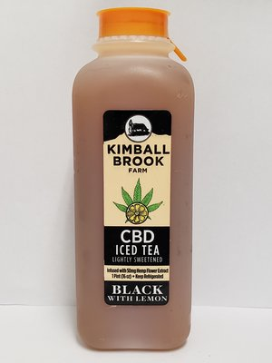 Kimball Brook CBD Black Tea 16oz