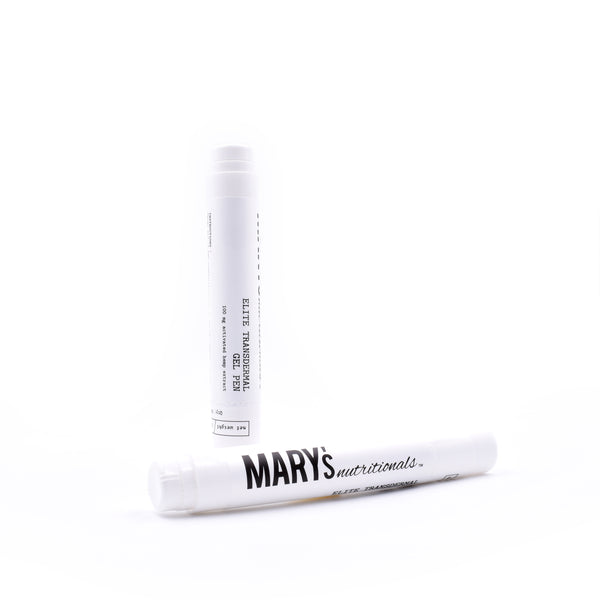 Mary's Nutritionals Elite CBD Gel Pen 100mg