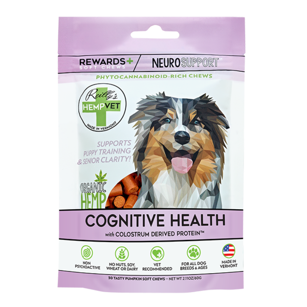 Reilly's HempVet Cognitive Health Rewards 2g
